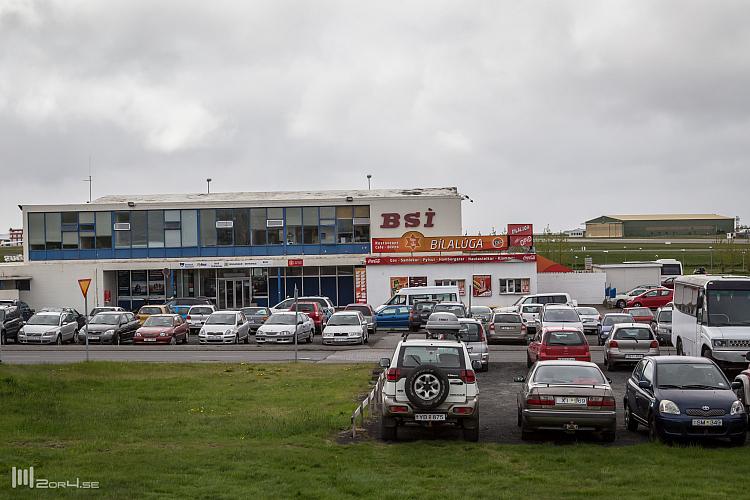 BSÍ, Reykjavík